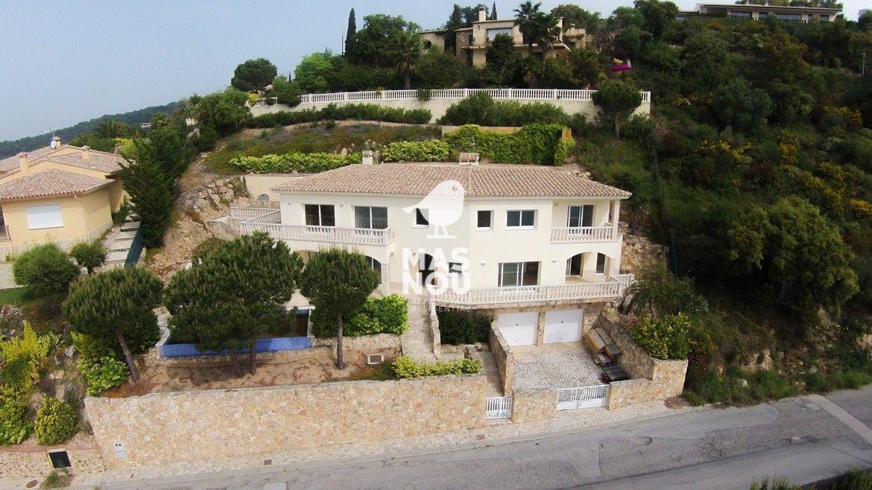 Villa Cartago en venta en Platja d'Aro   Inmobiliaria Residencial Mas Nou
