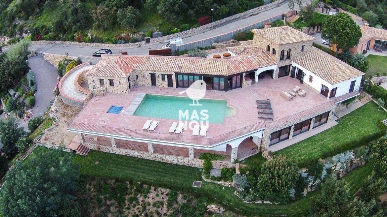Villa Oklahoma en venta por inmobiliaria residencial Mas Nou en Playa de Aro
