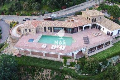 Villa Oklahoma a vendre par immobilier residentiel Mas Nou