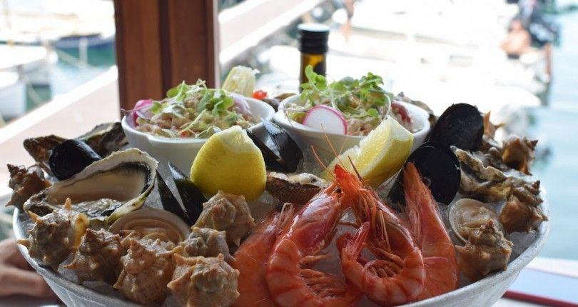 Vivir y comer en Playa de Aro en invierno