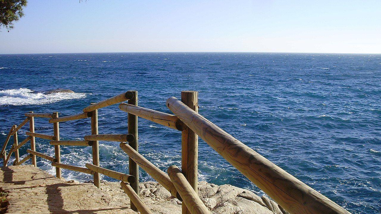 route des criques platja d'aro-Costa Brava
