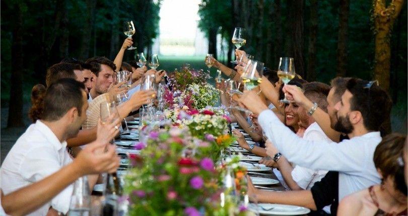 Fiestas en casas de lujo en Costa Brava