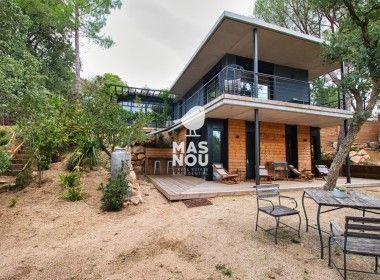 The Villa for sale by Residencial Mas Nou Real Estate Santa Cristina d'Aro