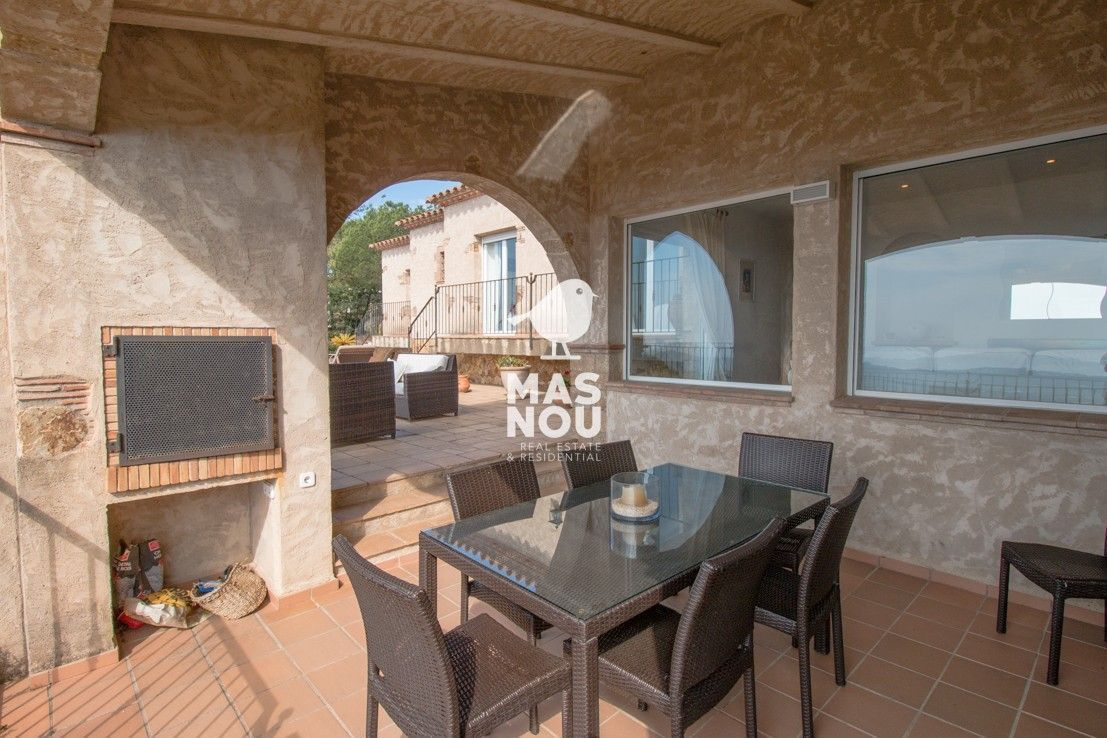 Villa MN147 en alquiler en playa de aro por Residencial Mas Nou Inmobiliaria en playa de aro 19-19