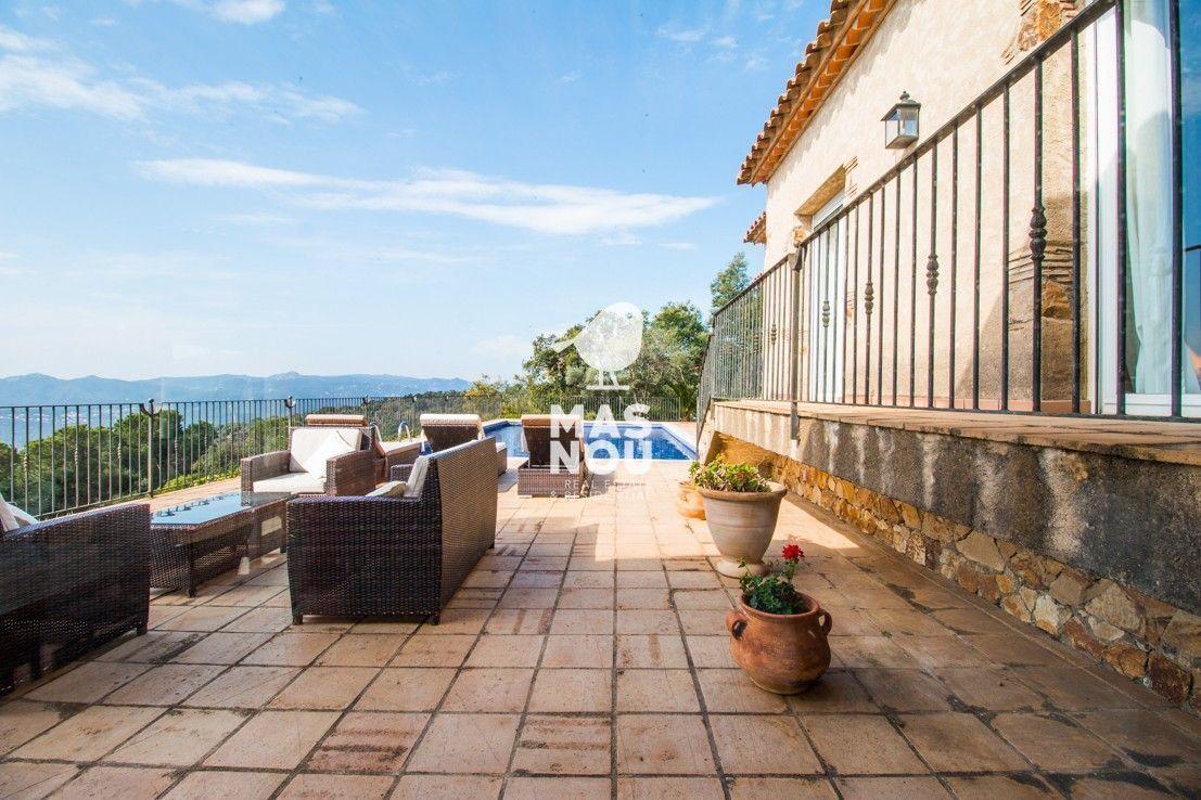 Villa MN147 en alquiler en playa de aro por Residencial Mas Nou Inmobiliaria en playa de aro 20-20