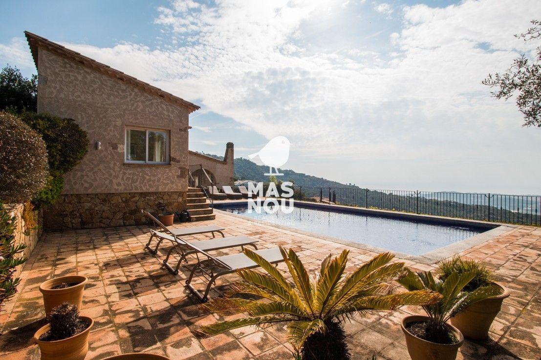 Villa MN147 en alquiler en playa de aro por Residencial Mas Nou Inmobiliaria en playa de aro 21-21