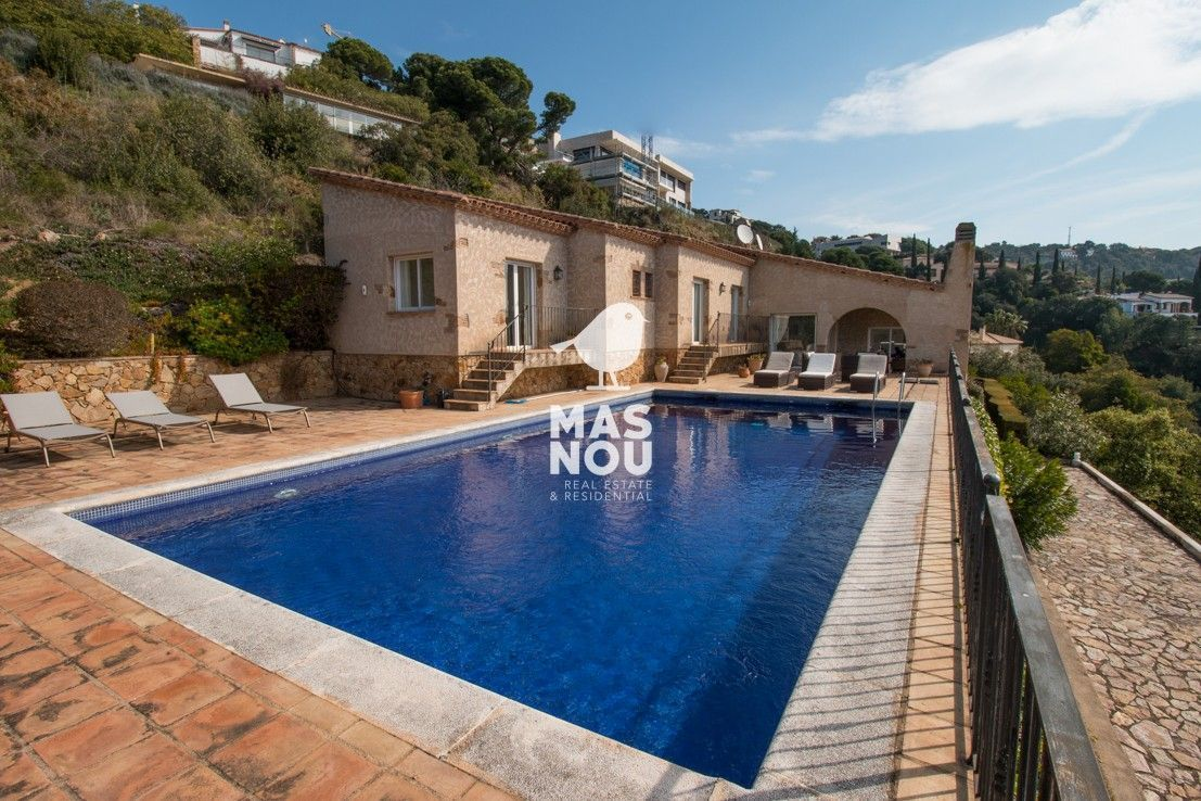 Villa MN147 en alquiler en playa de aro por Residencial Mas Nou Inmobiliaria en playa de aro 22-22
